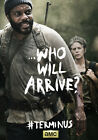 THE WALKING DEAD TV Show PHOTO Print POSTER Series Cast Art Tyreese Carol 028
