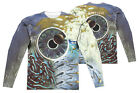"Pink Floyd ""Pulse"" Dye Sublimation Double Sided Long Sleeve Tee"