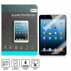 9H Tempered Glass Anti-Scratch Screen Protector for iPad Pro, Air, Mini - 3 Pack