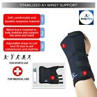 Wrist Support brace splint for carpal tunnel, arthritis or sports sprain NHS use