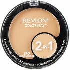 Revlon ColorStay 2-In-1 Compact Makeup & Concealer - Pick Your Shade
