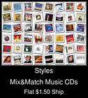 Styles(7) - Mix&Match Music CDs U Pick *NO CASE DISC ONLY*