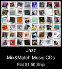 Jazz(11) - Mix&Match Music CDs U Pick *NO CASE DISC ONLY*