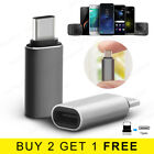 iPhone Lightning female to USB Type C male Adapter 3.1/USB-C Converter Charger