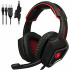New Sades L9 PS4 gaming Headset computer headphones stereo with 3.5mm jack EN