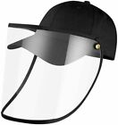 Внешний вид - Outdoor Mosquito Head Net Hat UPF 50+ Men Sun Hat with Mesh Face Mask Protection