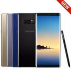 Cell Phones - New Samsung Galaxy S9 Plus Note 8 S8 Plus S8 Active S7 Edge Note 5 Unlocked 4G