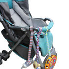 Baby Stroller Secure Toys Rope Anti-Lost Bottle Cup Holder Strap For Car Seat