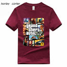 GTA V Shirt Fan T-Shirt Rockstar Games Grand Theft Auto 5 Merchandise 2018 NEU
