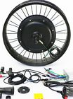 E bike conversion kit for 20'' 24'' 26'' 29''and 700C (28'')rear motor wheel