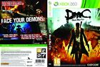 DMC DEVIL MAY CRY (XBOX 360) REPLACEMENT CASE