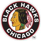 Chicago Blackhawks NHL Color Die Cut Vinyl Decal Sticker Choose Size cornhole $14.99 USD on eBay