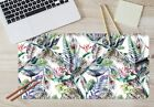 3D Leaves Feathers 344 Non-slip Office Desk Mouse Mat Large Keyboard Pad Game