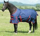 Gallop Medium Weight 200g Standard Waterproof Turnout Rug Breathable FREE P&P