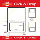 ROYAL MAIL CLICK and DROP LABELS - A4 INTEGRATED LABELS STYLE S19 -160mm x 105mm