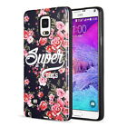 For Samsung Galaxy Note 4 Case, ART POP SERIES 3D EMBOSSED Cover