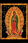 108886 Our Lady of Guadalupe Quote Religious Art Decor WALL PRINT POSTER UK