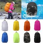 USA Rain Dust Waterproof Bag Backpack Travel Back Pack Dry Cover Rucksack Poncho