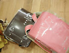 Cover Only! Clear type Heart Rose pattern Randoseru school bag Free Shipping #51