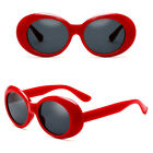 Vintage Sunglasses Fashion Cool For Women Men Round Mirrored Glasses NIRVANA