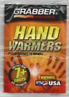 Grabber Hand Warmers 2in x 3.5in. 7+ Hour Made in USA Exp. 4/21 Fresh 5-10 pair
