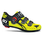 New SIDI Genius 5 Fit Carbon Road Bike Bicycle Cycling Shoes [Black/Yellow Fluo]
