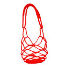 Silicone Flexible Mesh Basket Wine Bottle Holder Folding Placemats Desk Mats