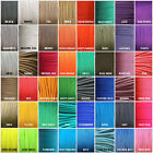 550 Paracord Type III 7 strand Parachute 10,25,50,100 ft TJPARACORD 450+ COLORS!