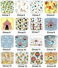 Childrens Lampshades Ideal To Match Circus Duvet Circus Wallpaper Circus Cushion