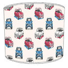 Children`s Lampshades Ideal To Match Diggers, Transportation & Toy Trucks Duvets