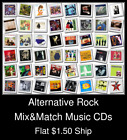 Alternative Rock(2) - Mix&Match Music CDs U Pick *NO CASE DISC ONLY*