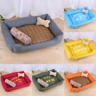Pet Bed Large Dog House Soft Dog Nest Basket Kennel For Cat Puppy Four seasons
