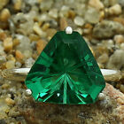 Green Tourmaline 925 Sterling Silver Ring Jewelry DGR1093_B