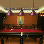 "59"" Modern Billiard Pool Table Light Black Metal With Ball Game Room Man Cave $187.33 USD on eBay"