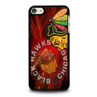 CHICAGO BLACKHAWKS For Apple iPod Touch 4 5 6 Phone Case Gen Cover $14.9 USD on eBay