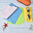 5pcs glasses lens cloth wipes for sunglasses microfiber eyeglass cleaning clfj