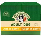 JAMES WELLBELOVED POUCHES - (10 pack) - Premium Wet Adult Dog Food bp Meal Feed