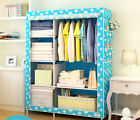 Storage Wardrobes Cabinets Fashionable Non Woven Waterproof Multi Function Cloth