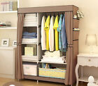 Storage Sturdy Printed Design DIY Fashionable Non Woven Clothes Wardrobe Clothes