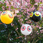 Bird Scarer Scary Eyes Scare Bird Away from Your Garden, Home, Yard 3 Colors