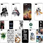 Star Wars Stormtrooper Darth Vader soft silicon phone cases cover For iphone 7 6