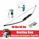 New taken down bow 30/40lbs Recurve Bow for Right Handed Archery Bow Shooting Hu