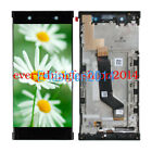 Test LCD Touch Screen Assembly + Frame For Sony C7 Xperia XA1 Ultra G3223 G3226