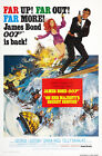 On Her Majesty's Secret Service 2 Movie Poster Canvas Picture Art Print A0 - A4 £2.49 GBP on eBay