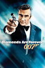 Diamonds Are Forever 3 Movie Poster Canvas Picture Art Print Premium A0 - A4 £2.49 GBP on eBay