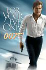 For Your Eyes Only 6 Movie Poster Canvas Picture Art Print Premium Quality A0-A4 £15.66 GBP on eBay