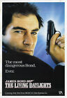 The Living Daylights 3 Movie Poster Canvas Picture Art Print Premium A0 - A4 £5.99 GBP on eBay