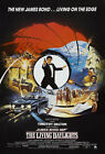 The Living Daylights 4 Movie Poster Canvas Picture Art Print Premium A0 - A4 £10.49 GBP on eBay