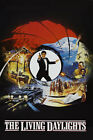 The Living Daylights 5 Movie Poster Canvas Picture Art Print Premium A0 - A4 £10.49 GBP on eBay