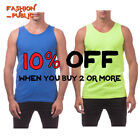 big and tall mens plain tank top